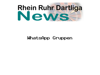 WhatsApp Gruppen
